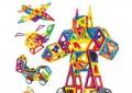 卡迪吉亚磁力片玩具  给宝宝的童年带来快乐