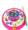 贝恩施儿童电动钓鱼玩具  亲子互动游戏 助于宝宝脑力开发
