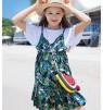 五一小长假童装搭配技巧:碎花裙与拼接裙更受欢迎