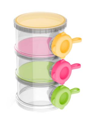 奶粉存储盒