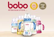 bobo奶瓶 婴童用品品牌