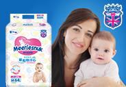 花王 婴童用品品牌