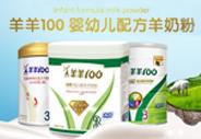 羊羊100 婴童食品品牌