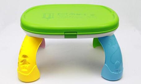 亲子互动概念游戏桌——花宝亲子桌