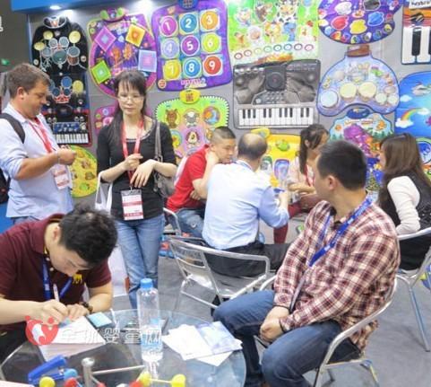 晋江新菱电子有限公司盛装出席中国婴童展(CKE)