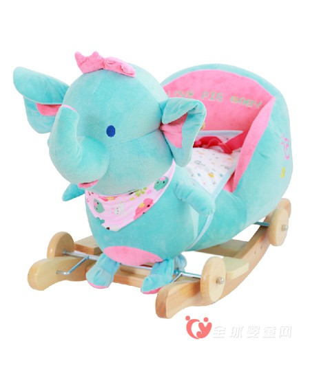 儿童木马玩具怎么玩更有趣