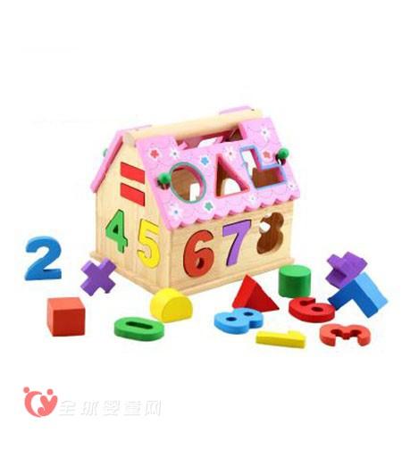 宝宝智慧拼出来 木拉拉益智玩具