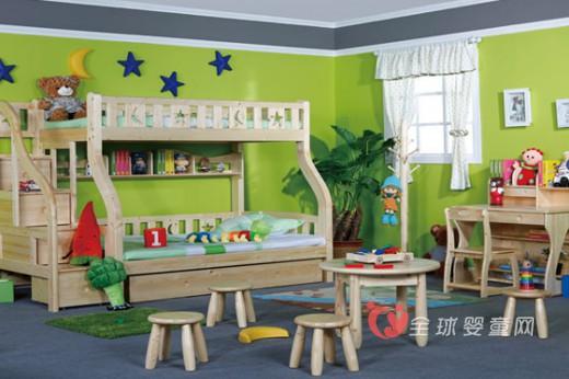 儿童家具购买细节安全最最重要