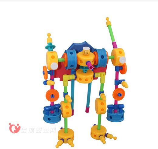 英国拼插玩具商推出大量推新品 抢夺一席之地