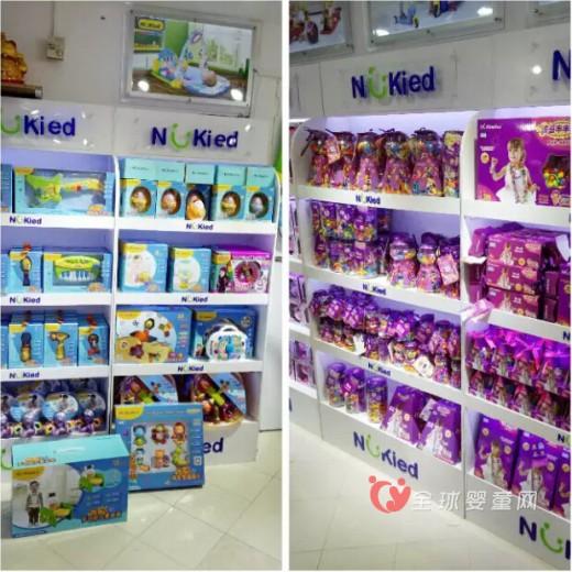 纽奇儿童玩具广州实体官方旗舰店全新亮相 增强品牌影响力