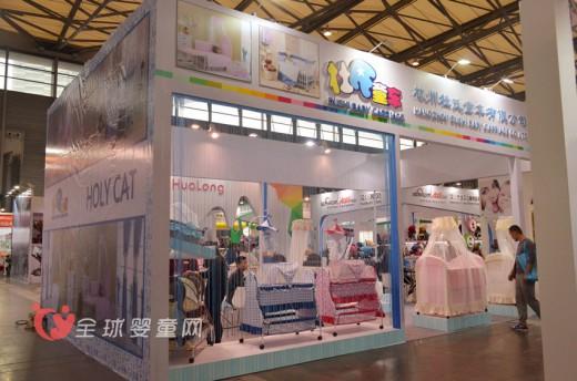 杭州杜氏童车有限公司在2016中国婴童展带给你一种朦胧美