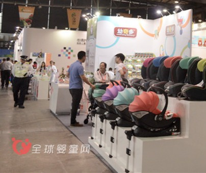 2016中国婴童展:幼奇多给你不一样的精彩