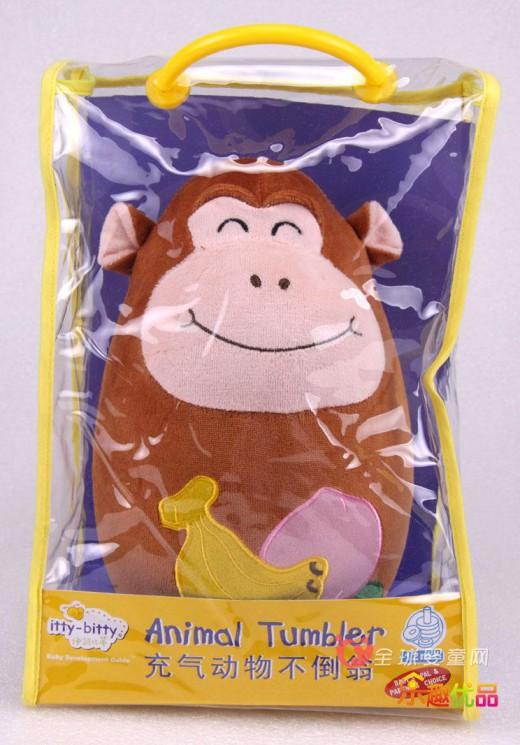 伊诗比蒂充气立式小猴不倒翁怎么样  值得信赖吗