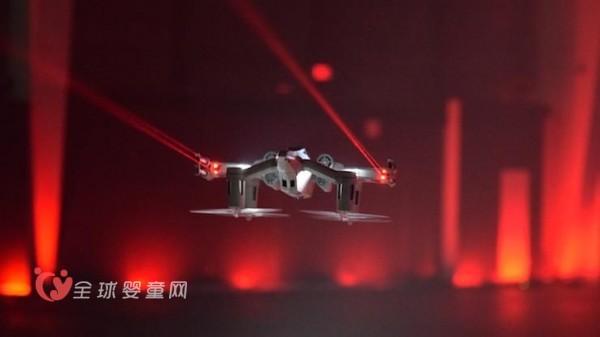 官方版星球大战无人机上市 这样的玩具你必须服