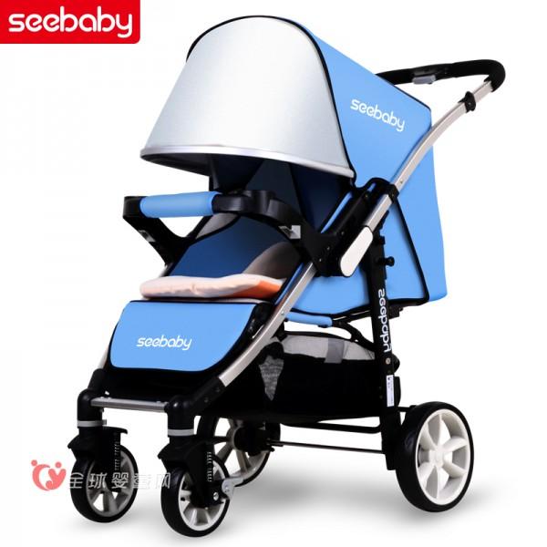 圣得贝四轮婴儿推车新品上市 来看看性能怎么样