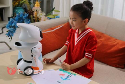 娃娃也可以学编程啦 小萝卜机器人5月26日登陆京东