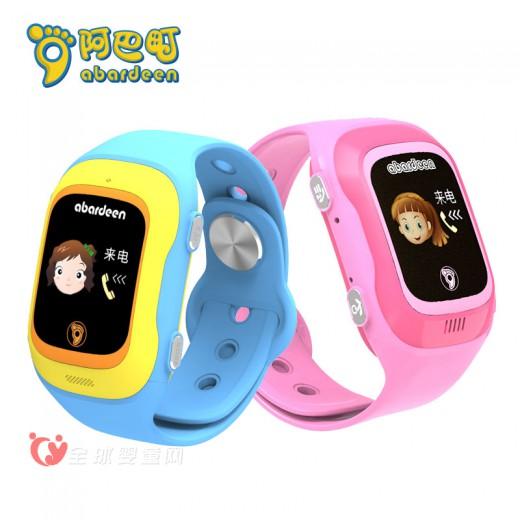 阿巴町儿童智能手表 保护孩子安全出行