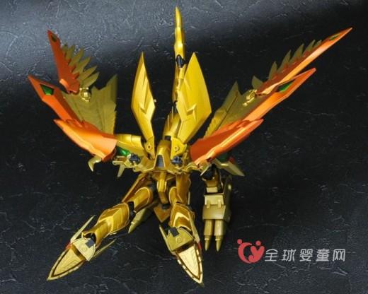 SDX《新SD GUNDAM外传 黃金神话》系列9月发售
