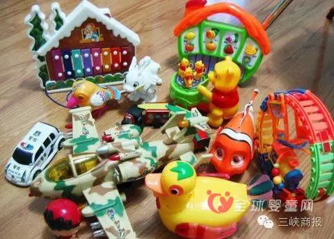 宜昌公布7批次不合格的玩具 这类玩具不要买