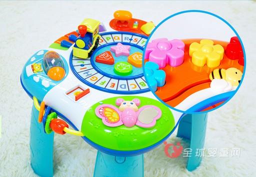 英纷早教益智玩具游戏台   宝宝英文启蒙的小老师