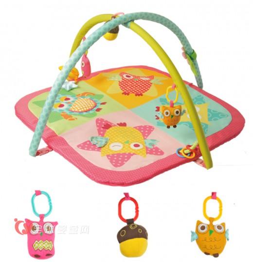 哈喜屋婴幼儿多功能健身架   锻炼宝宝各项大动作的发展