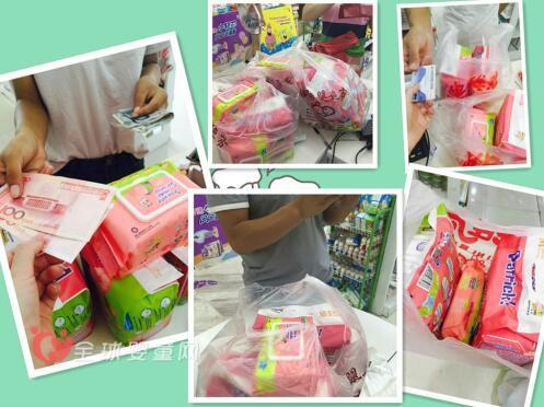 临沂一母婴店纸尿裤日销200包 海绵宝宝热销的背后有哪些秘密