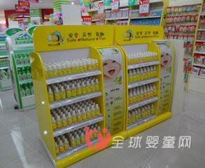 商品陈列都是很讲究技巧   婴童食品加盟店陈列技巧有哪些