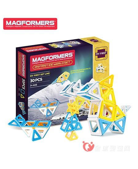 麦格弗拼装磁力片怎么样   质量过硬宝宝玩得放心