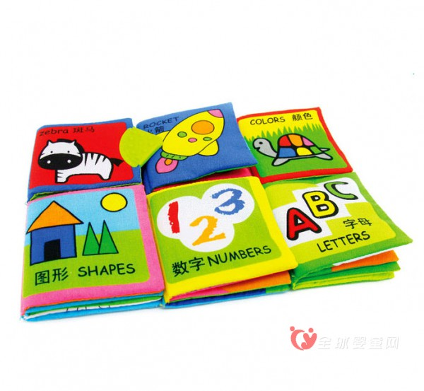 伊诗比蒂布书玩具怎么样  一款富有早教内涵的益智玩具