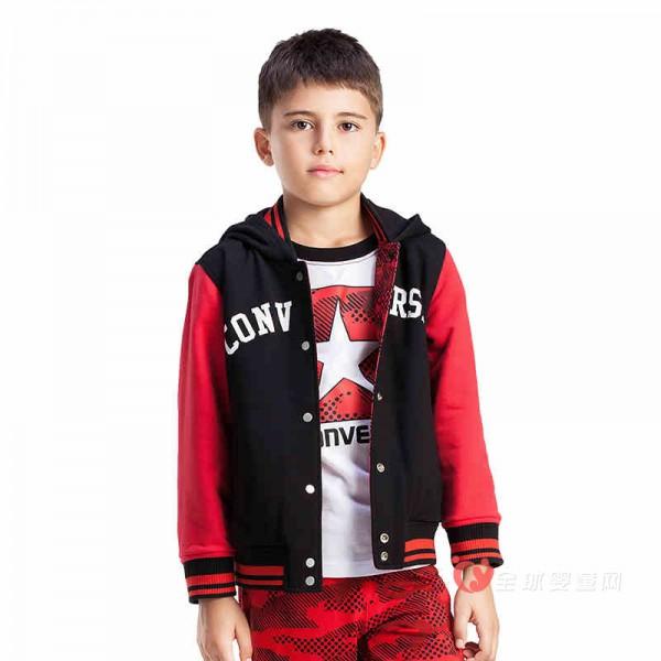 孩子外套什么品牌好 Converse/匡威棒球夹克外套怎么样