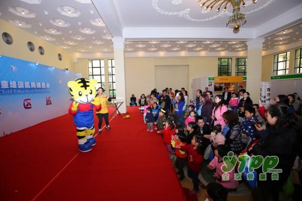 上海国际亲子博览会即将拉开帷幕  全新展台•等你到来