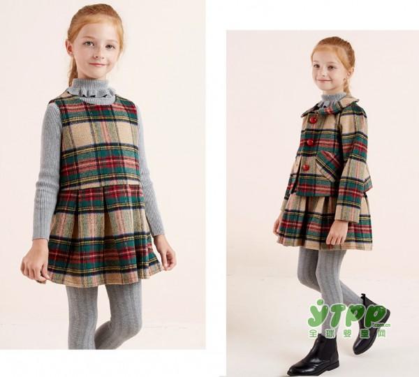 时尚混搭的欧美风套裙 这个早秋拒绝千篇一律的时尚!