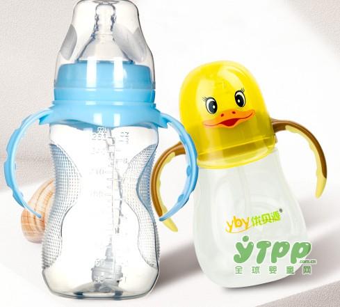 优贝源4个系列奶瓶精品呈现 好奶瓶值得一起分享