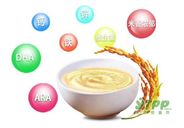 施百利益生菌有机米粉  U哺有机配方  全面营养更健康
