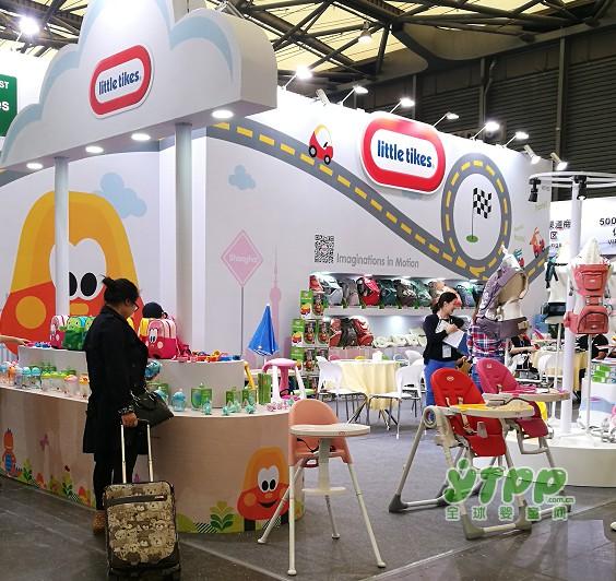 2017CTE中国玩具展 小泰克-Little Tikes携新品强势来袭 快来约啊