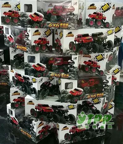 大脚怪儿童玩具车酷炫亮相2017CTE中国玩具展 更多新奇玩具等你来发现