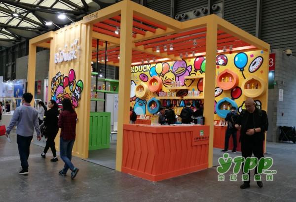 B.Duck小黄鸭强势登入2017CTE中国玩具展 与您相约
