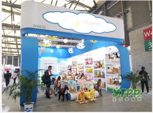 扬州天马玩具有限公司参加2017中国玩具展 展位号W4A32与您不见不散