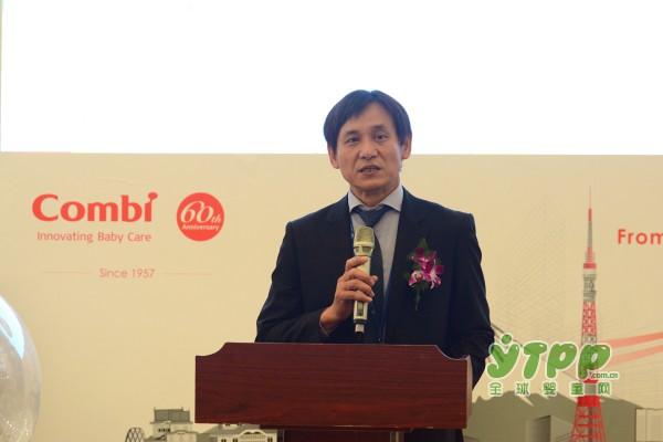 2017CKE中国婴童展:全球婴童网记者采访康贝婴童用品60周年发布会