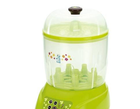 奶瓶消毒器哪个牌子好 小白熊奶瓶消毒烘干器