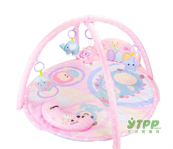 糖米婴儿手摇铃玩具   早教体能锻炼完美融合 宝宝的私人健身教练