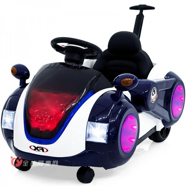 嘉乐拓儿童电动车摇摆车有哪些特点 孩子爱玩吗