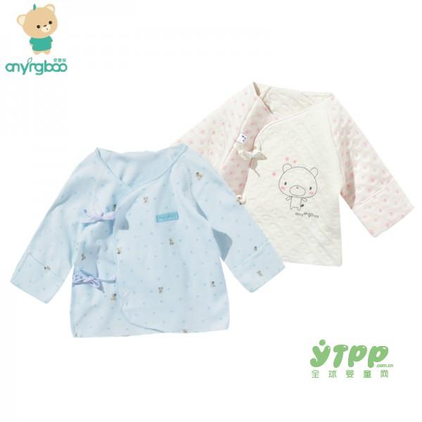 安婴保儿童内衣 呵护宝宝致润的皮肤