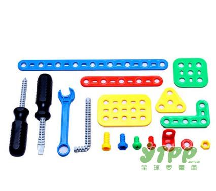 开心玛特塑料拼插积木怎么样  锻炼宝宝的动手能力
