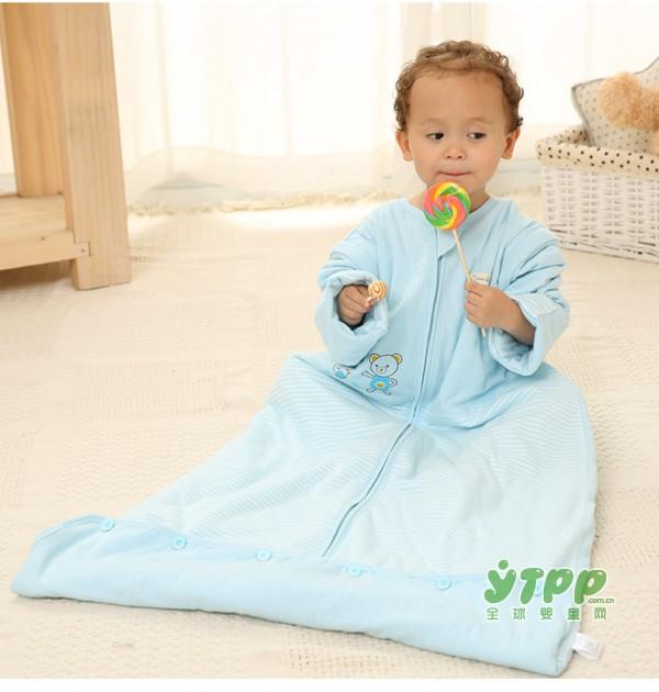 小儿郎婴儿睡袋春季新款来袭 有温暖更有爱