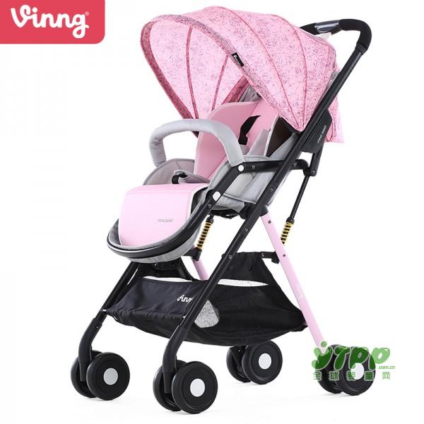 Vinng高景观婴儿推车 带上宝宝坐飞机去旅行吧