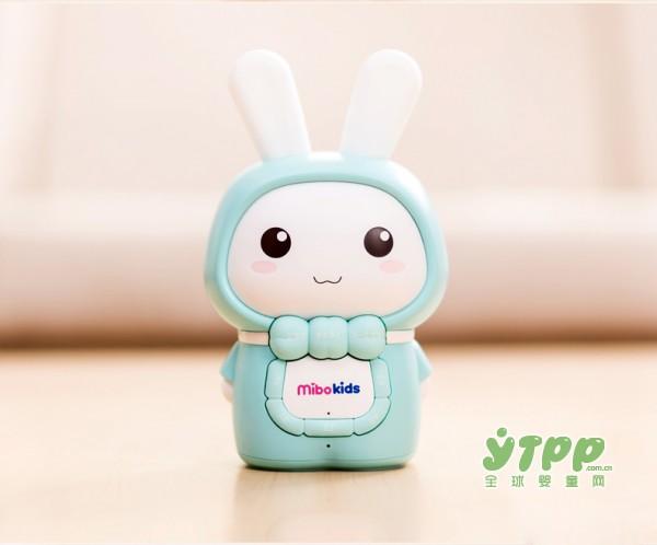 米宝兔早教故事机  让宝宝的早教启蒙从故事开始