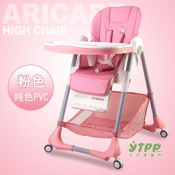 爱瑞宝多功能儿童餐椅 让宝宝成长更快乐