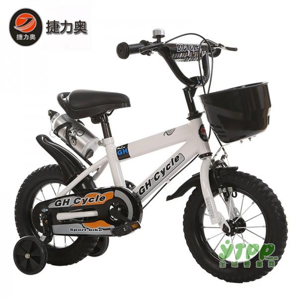 捷力奥儿童自行车 带上孩子去春游吧