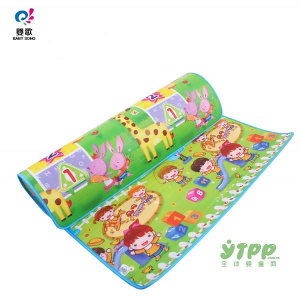 婴歌epe环保爬行垫   给宝宝的爬行学习多添一份安全保障